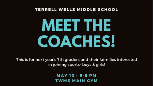 Meet the Coaches!