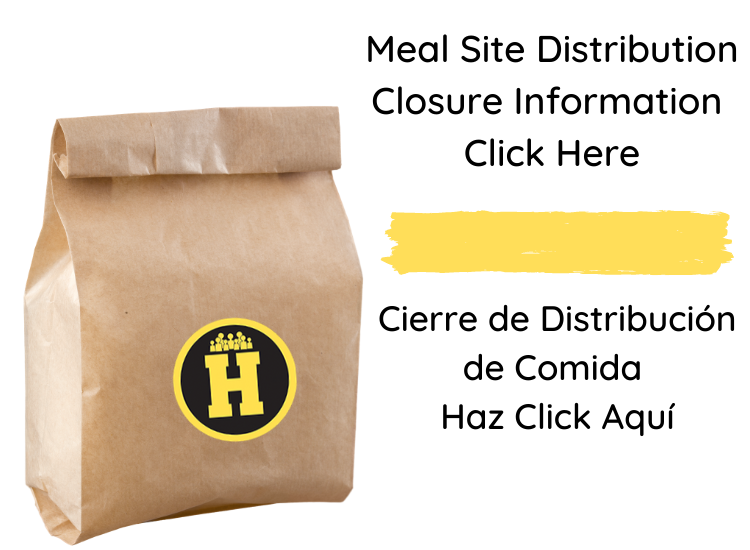 Meal Site Closures