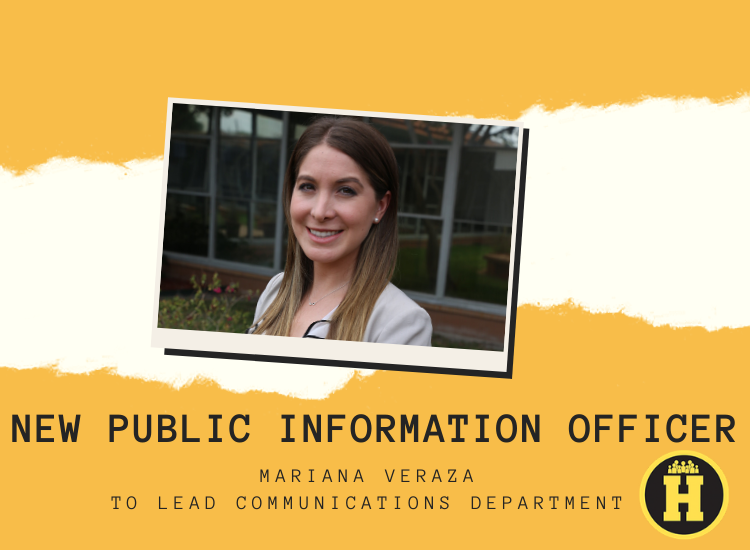 New Public Information Officer