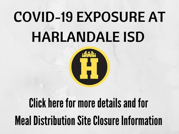 HARLANDALE ISD COVID-19 PROTOCOLS AND PROCEDURES